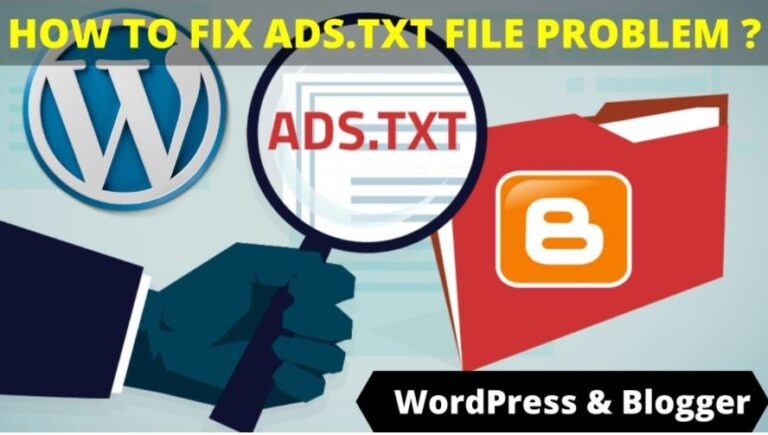 What is Ads.txt and How Does It Work? problem fix