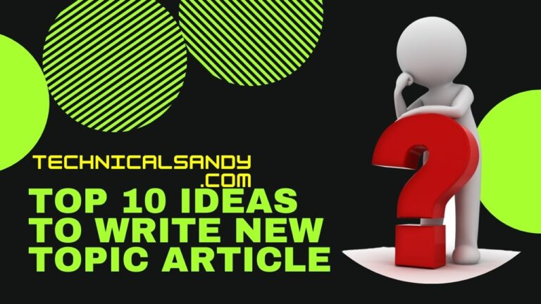 Ways to Find New Content Ideas