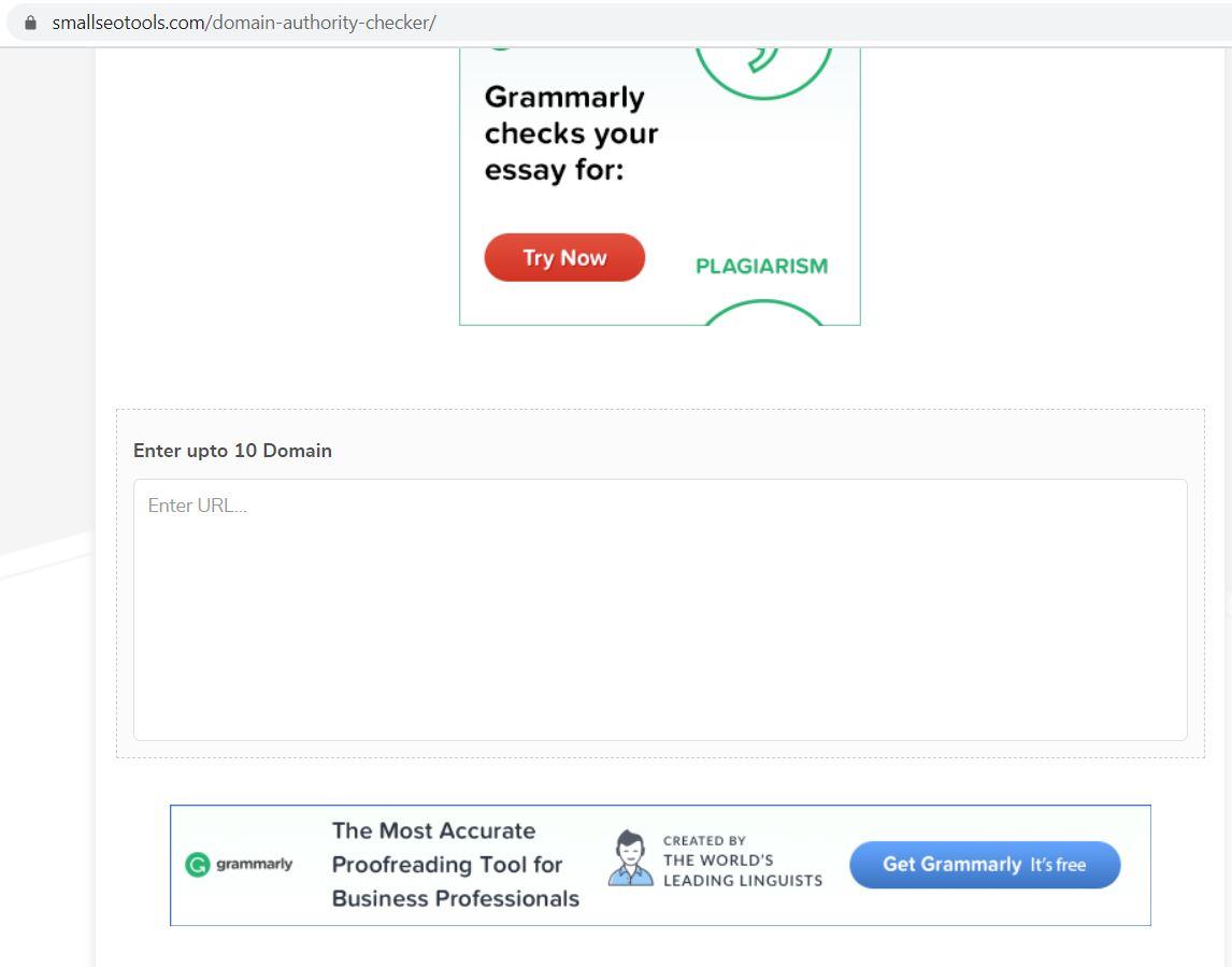 Domain Authority कैसे Check करें