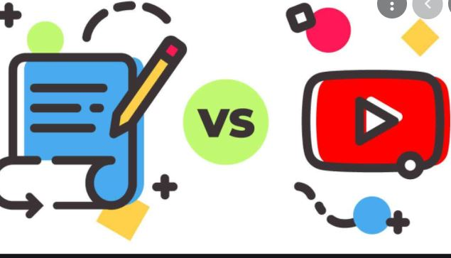 YouTube Vs Blogging Which one is Best to Start Career? Hindi - 2021