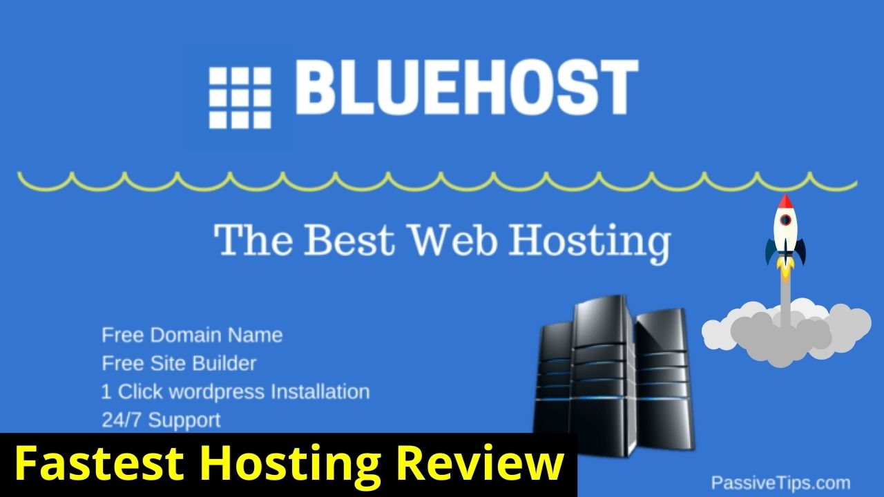 Best Bluehost Hosting Review in Hindi